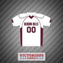 Derek Hale 00 Beacon Hills Cyclones Lacrosse Jersey - $54.99