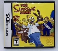 The Simpsons Game Nintendo DS Game 2007 - $9.99