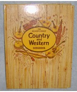 Reader's Digest Country and Western Songbook Hardcover - $1.99