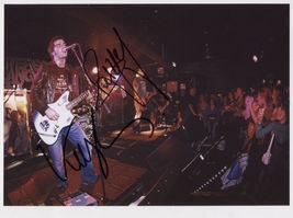 The Stereophonics (Band) SIGNED Photo + COA Lifetime Guarantee - $74.99