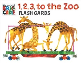 1,2,3 to the Zoo Flash Cards from The World of Eric Carle   - $8.90