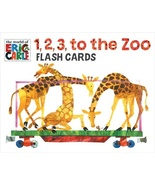 Eric carle 1  2  3 to the zoo flash cards 1 thumbtall