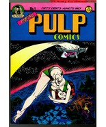Real Pulp #1 & 2, Print Mint 1971,73, underground comix, set of 2 - $31.85