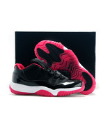 Wholesale Nike Air Jordan 11 Low Bred Sport Shoes Basketball Shoes Size 8-13 - $94.99