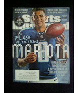 Marcus Mariota Sports Illustrated May 11, 2015 Read about Mayweather Pac... - $1.49