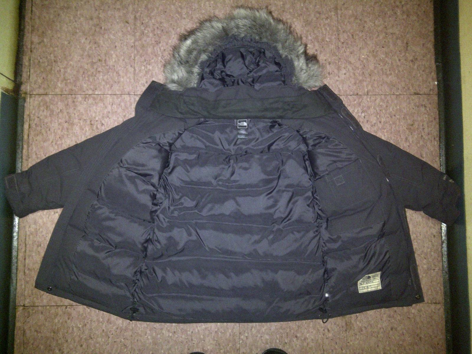 premium selection 5e18b 1f7c5 Boys North Face Gray Hyvent 550 Parka and 50 similar items