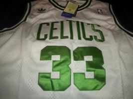 Larry Bird STITCHED HIGH QUALITY BRAND NEW Jersey 33 Boston Celtics RETR... - $179.95