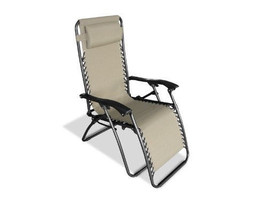 Caravan Canopy Zero Gravity Lounge Chair Outdoor Patio Recliner Camping ... - $63.67