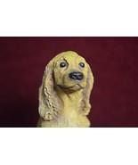 """Irish Setter Figurine Dog  4 1/2"""" tall x7 1/2"""" OD Best Friends Sandicast... - $6.44"""