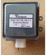 2M167B M11 Whirlpool Microwave Oven  Magnetron W10216360 - $59.00