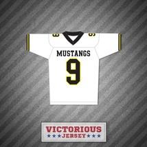 Ray 'Voodoo' Tatum West Cambria Mustangs 9 Football Jersey Friday Night Lights - $54.99