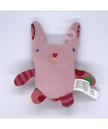"North American Bear Two-Dees Pink Bunny 6"" 2008 #6011 - $13.32"