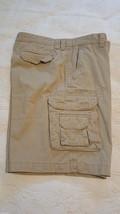 Izod Saltwater Cargo Shorts Sz 40 - $9.99