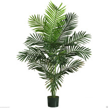 Indoor Outdoor 5 foot Artificial Realistic Palm... - $108.85