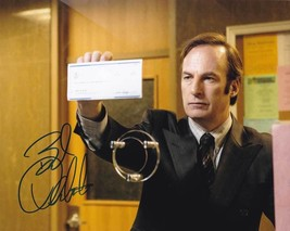 Bob Odenkirk In-person AUTHENTIC Autographed Photo COA Call Saul SHA #98917 - $75.00