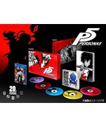 PS4 PERSONA5 PERSONA 5 20th Anniversary Edition Japan PlayStation 4 - $631.34