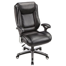 Realspace Verismo Bonded Leather High Back And 49 Similar