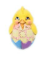 Jim Shore Yellow Bird in Egg Figurine Miniature Retired Chick New - $9.65