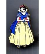 Snow White standing Full Body Disney UK Plastic Pin - $12.99