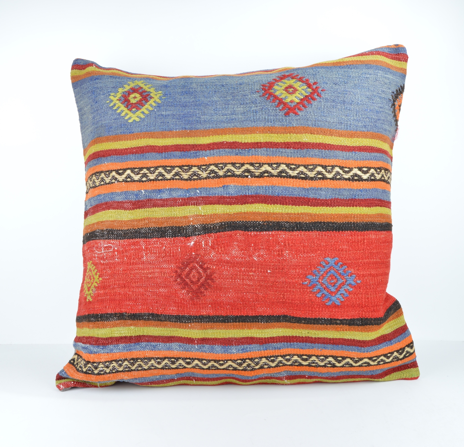 Oversized Decorative Pillow Covers : 24x24 large kilim pillow big pillow decorative pillow cover large cushion case - Pillows