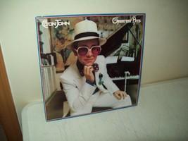 Elton John greatest hits Vinyl Record Album 1974 MCA NM/M really sharp - $14.85
