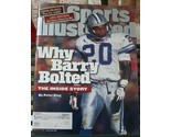 Sports illustrated aug 9 1999 why barry bolted thumb155 crop