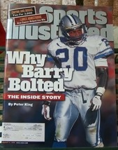 Sports illustrated aug 9 1999 why barry bolted thumb200