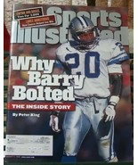 Sports Illustrated August 9 1999 Barry Sanders - $4.99