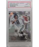 2000 Collector's Edge Mark Brunell Graded PSA 9 Mint Uncirculated /5000 - $7.89
