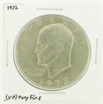 1972 Eisenhower Dollar RATING: (VF) Very Fine N2-3179-06 - £2.37 GBP