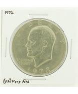 1972 Eisenhower Dollar RATING: (VF) Very Fine N2-3179-09 - $3.74 CAD