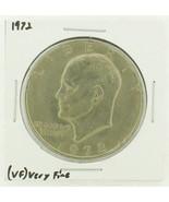 1972 Eisenhower Dollar RATING: (VF) Very Fine N2-3179-11 - $3.00