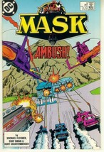 MASK #3 (DC Comics, 1987) NM! - $1.50