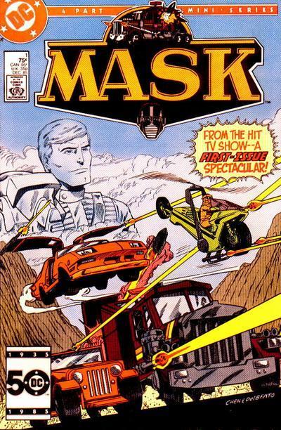 Mask 1985 mini series  1