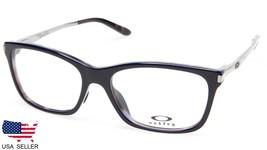 New Oakley Nine To Five OX1127-0452 Blue Tortoise Eyeglasses Frame 52-16-138 B36 - $58.40
