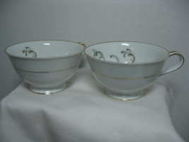 Noritake Selby 5401 Tea or coffee cups LOT (s) ... - $13.95