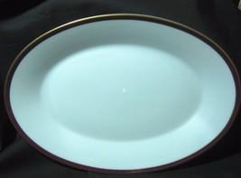 Noritake Royale Claret 6537  Small Platter  12