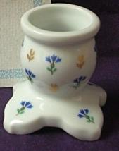 Raynaud Porcelain Candleholder Franklin Mint World's Greatest Porcelian ... - $19.99