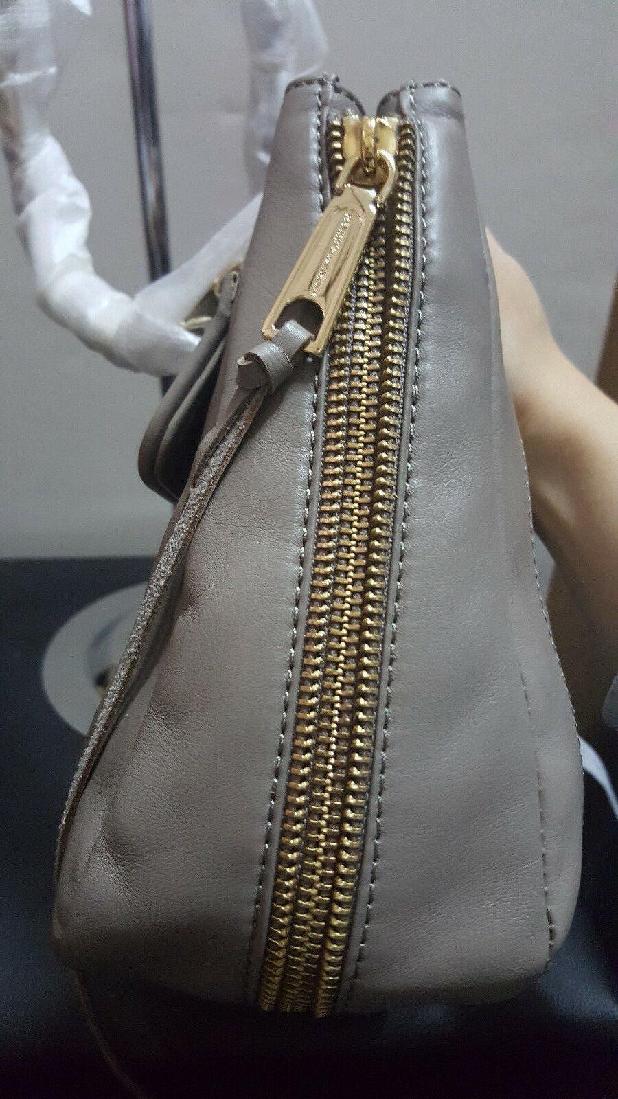 NWT Rebecca Minkoff Swing Shoulder Bag Purse Mushroom image 3