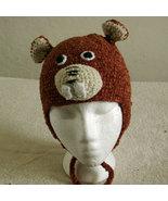 Beaver w/ Ties for Children - Animal Hats - Medium - $16.00