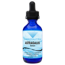 Absonutrix Astragalus extract 4Oz Antioxidant helps support Immunity Anti aging  - $25.99