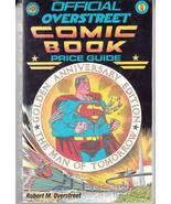 COMIC BOOK PRICE GUIDE~Superman Cover  - $19.00
