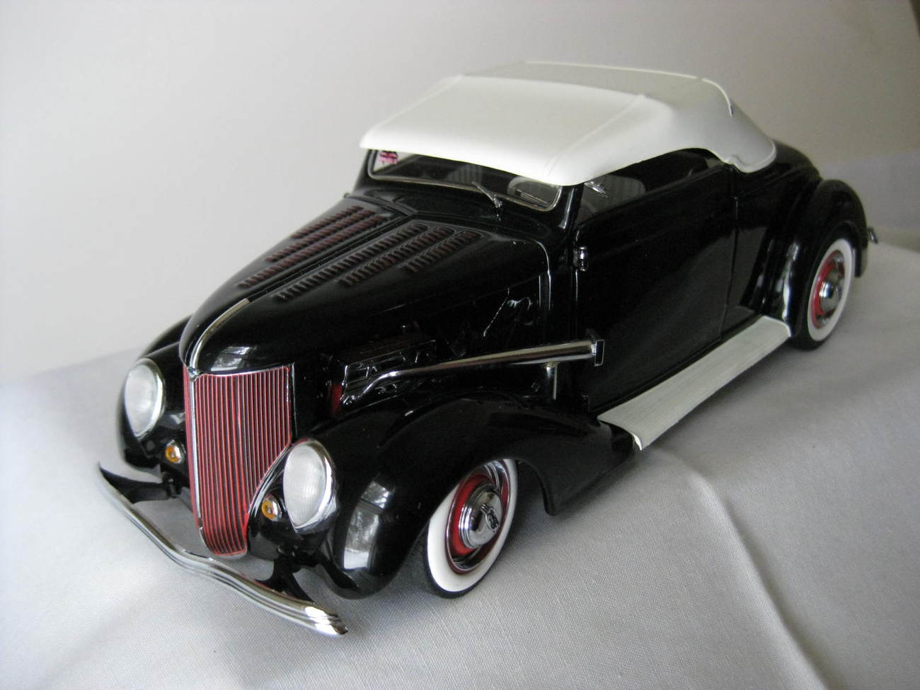Primary image for 1936 FORD HOT ROD Danbury Mint DIECAST