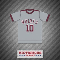 Los Angeles Wolves Football Soccer Jersey Any Player or Number New - $54.99