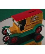Boumi Shrine Circus Panda Diecast Truck Bank 3rd Edition  - $34.95