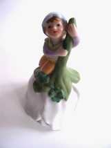 Avon Flower Bell Fairy Tale Jack And The Beanstalk 1983 - $14.80