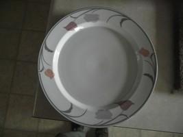 Dansk Belles Fleurs Grey round platter 1 available - $4.75