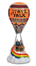 San Francisco Music Box Wizard of Oz™ State Fair Balloon Figurine - $65.66