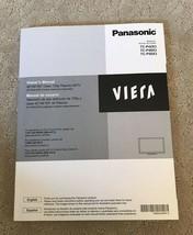 Panasonic Television - TC-P42X3, TC-P46X3, TC-P50X3 Owners Manual  - $9.99