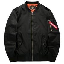 LOMAIYI S-8XL Male Female Bomber Jacket Men Plus Size Coat 2017 Spring M... - $44.80